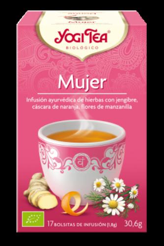 YogiTea Mujer (17 bolsitas)