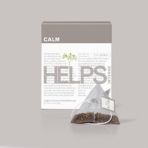 HELPS Intense Calm (10 infusiones)