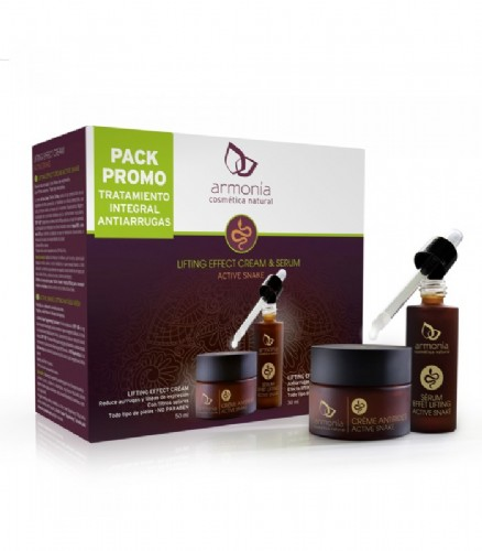 Armonía PACK Crema + Sérum Lifting Effect Snake (50 ml + 30 ml)