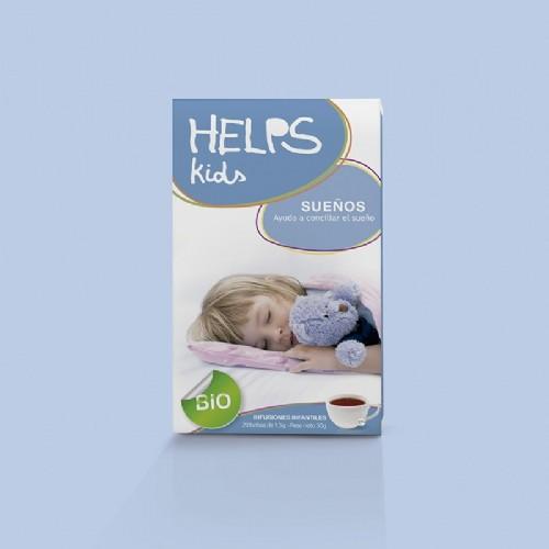 HELPS Kids Sueños (25 infusiones)
