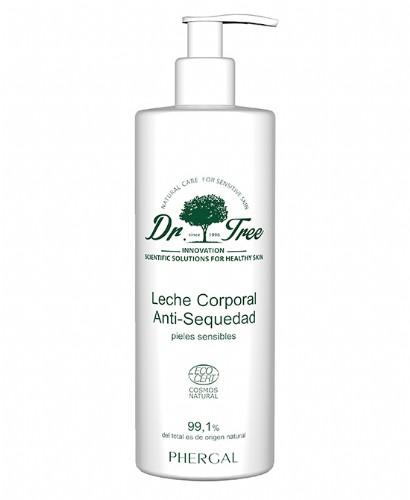 Dr. Tree Leche Anti-Sequedad (400 ml)