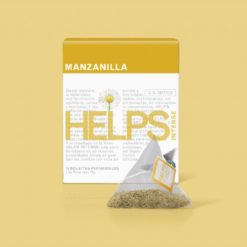 HELPS Intense Manzanilla (10 infusiones)
