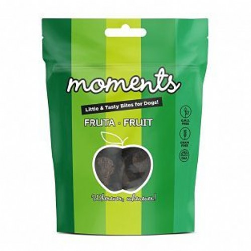 moments dogs fruta 60 g