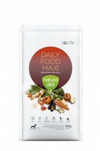 nd daily food maxi 12 kg