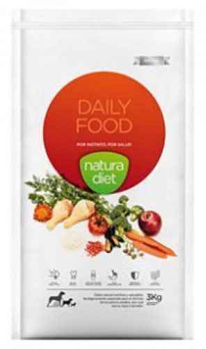 nd daily food 500g