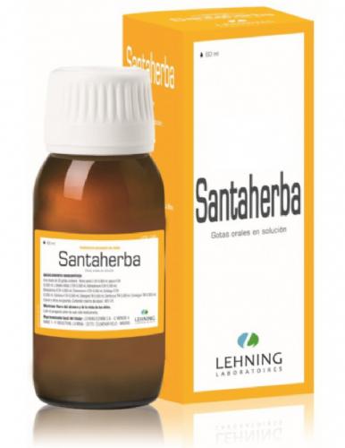 Lehning Santaherba Gotas (60 ml)