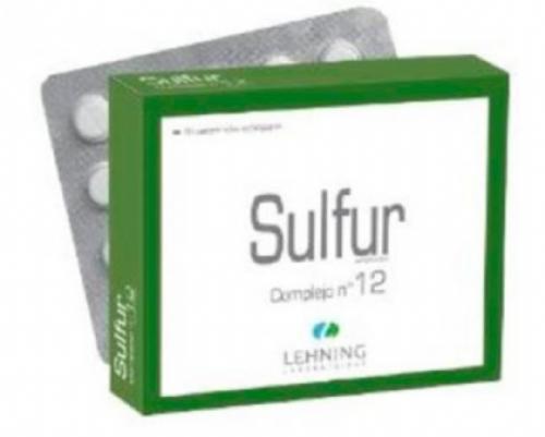 Lehning Sulfur