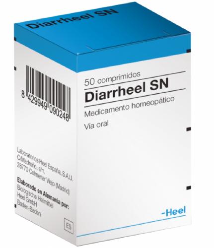 Diarrheel SN (50 comprimidos)