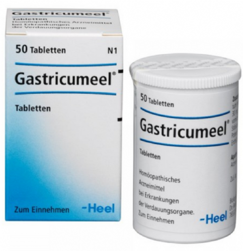 Gastricumeel Heel (50 comprimidos)