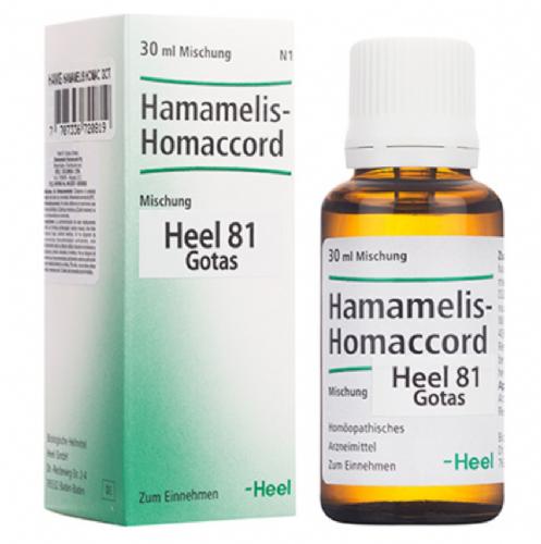 Hamamelis Homaccord Heel Gotas (30 ml)