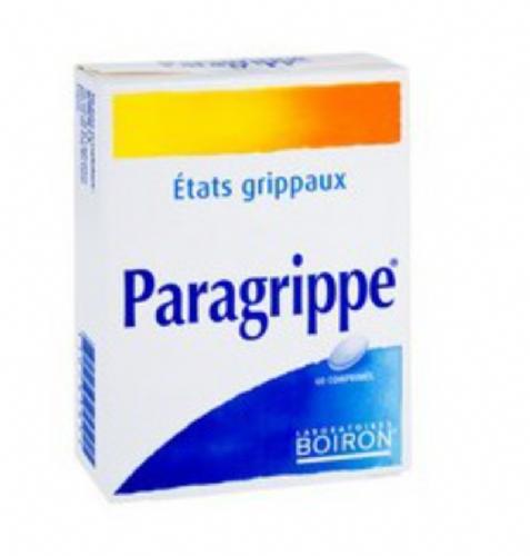Paragrippe Boiron (60 comprimidos)