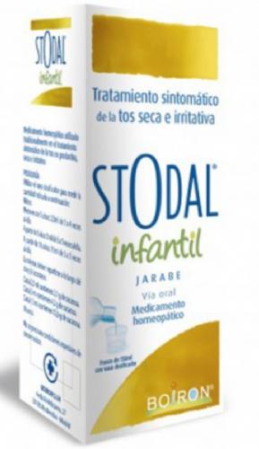 Stodal Infantil Jarabe Boiron (150 ml)