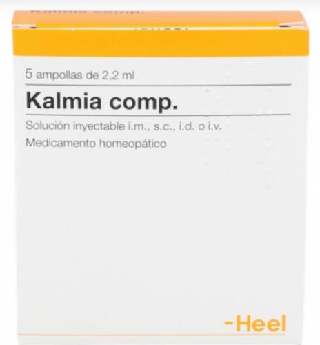 Kalmia Comp Heel (5 ampollas x 2,2 ml)