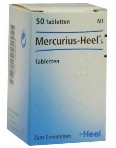 Mercurius-Heel (50 comprimidos)