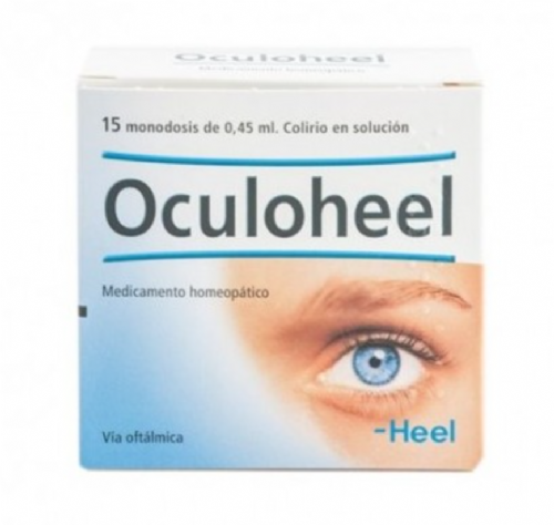 Oculoheel Monodosis Heel (15 ud)