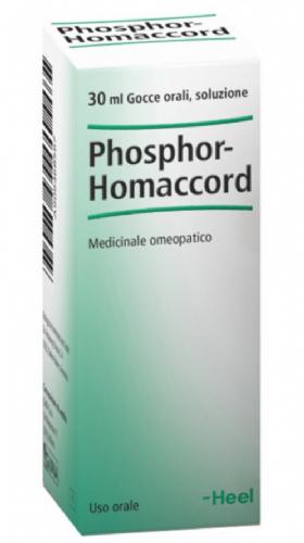 Phosphor Homaccord Heel Gotas (30 ml)