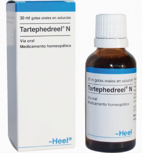 Tartephedreel Heel Gotas (30 ml)