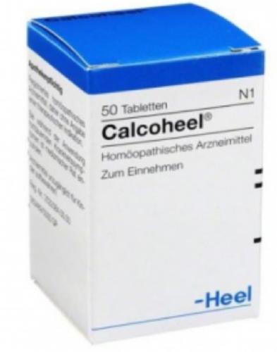 Calcoheel (50 comprimidos)
