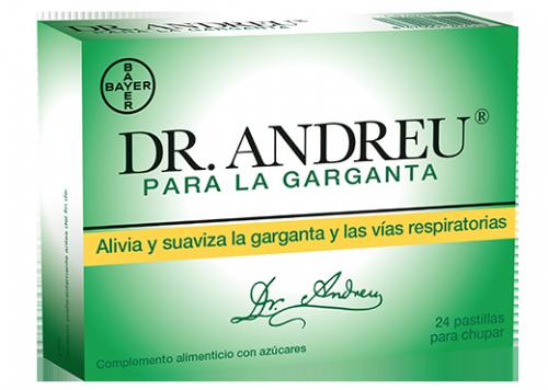 dr.andreu para la garganta