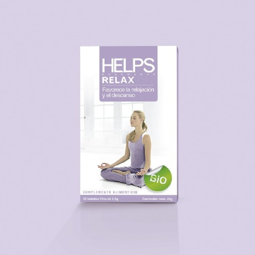 HELPS Activas Relax (20 infusiones)