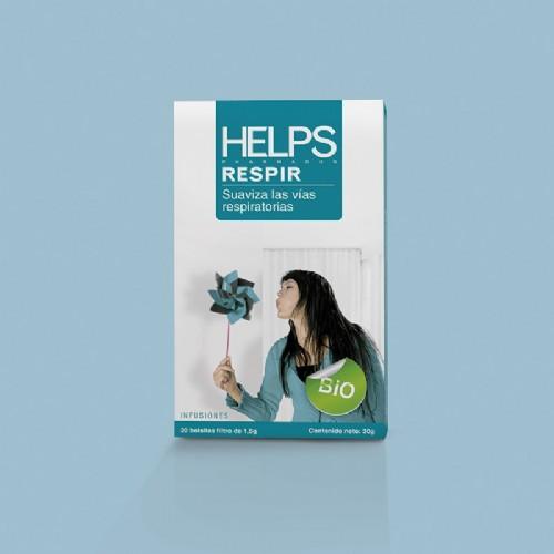 HELPS Activas Respir (20 infusiones)