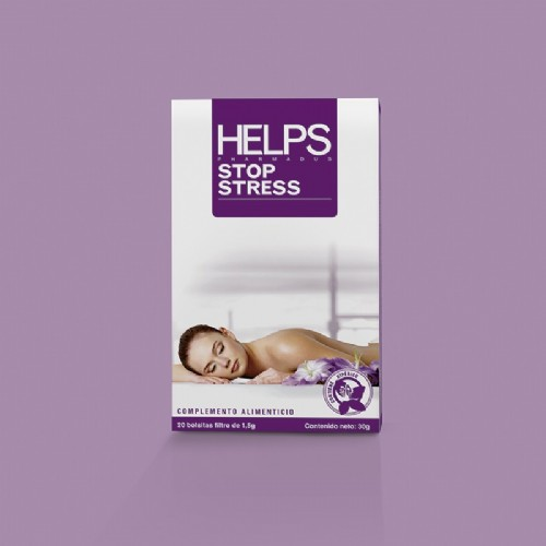 HELPS Stop-stress (20 infusiones)