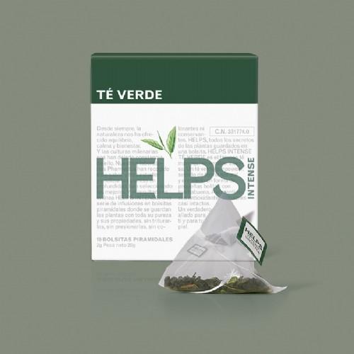 HELPS té verde (10 infusiones)