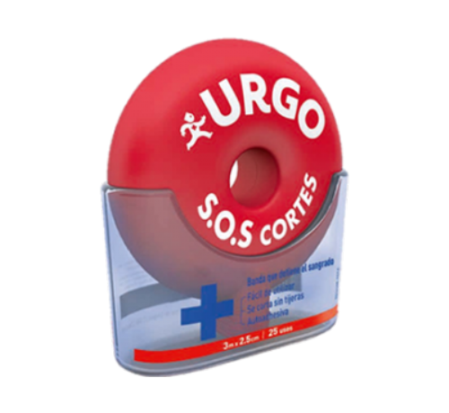 URGO S.O.S Corte – Banda autoadhesiva