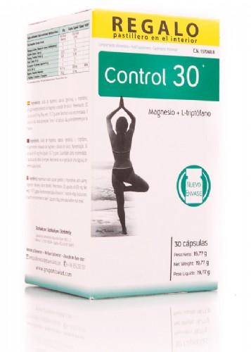 nc control 30 30 capsulas