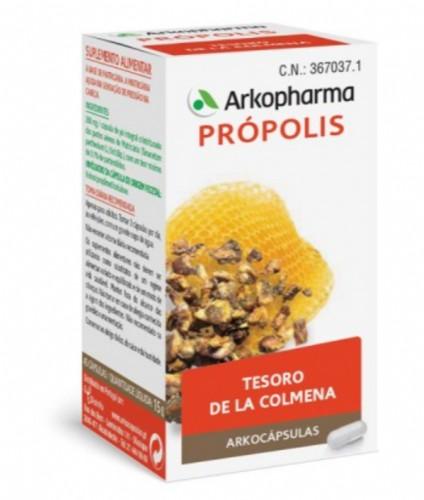 Arkocápsulas Própolis (42 cápsulas)