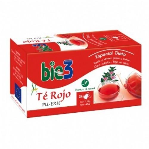 Bie3 Té Rojo Pu-erh (25 filtros)