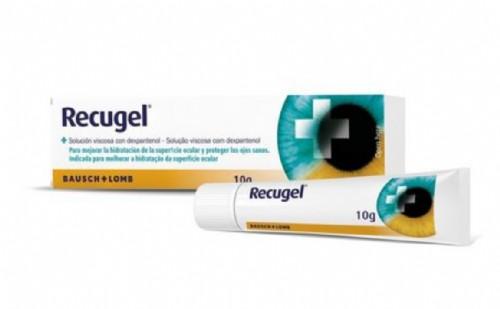 recugel gel oftalmico
