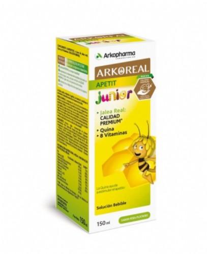 Arkoreal Jarabe Apetit Niños (150 ml)