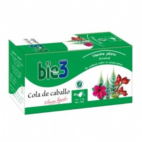 Bie3 Infusión Cola de Caballo (25 filtros)