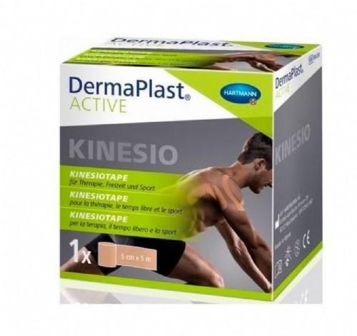 DermaPlast ACTIVE Cinta kinesiológica Cream 5 cm x 5 m (1 ud)