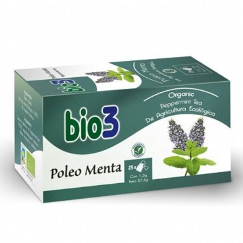 Bio3 Poleo Menta (25 filtros)