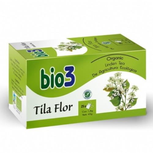 Bio3 Tila Flor (25 filtros)
