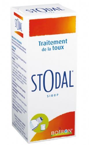 Stodal Jarabe Boiron (200 ml)