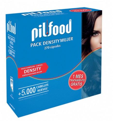 Pilfood Density Pack 3 Meses Mujer (270 cápsulas)