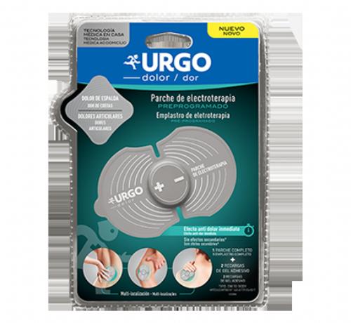 URGO 1 PARCHE ELECTROTERAPIA + 2 RECARGAS