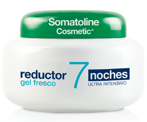 Somatoline Cosmetic Reductor 7 noches Gel Fresco (400 ml)