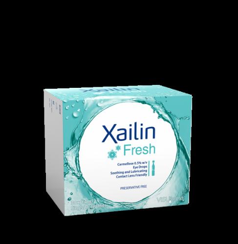 Xilin fresh (0.4 ml 30 unidosis)
