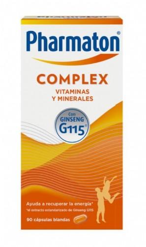 Pharmaton Complex (90 cápsulas)