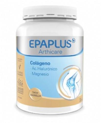 ARTICULACIONES Colágeno + Ác. Hialurónico + Magnesio  Sabor vainilla  30 días. Polvo