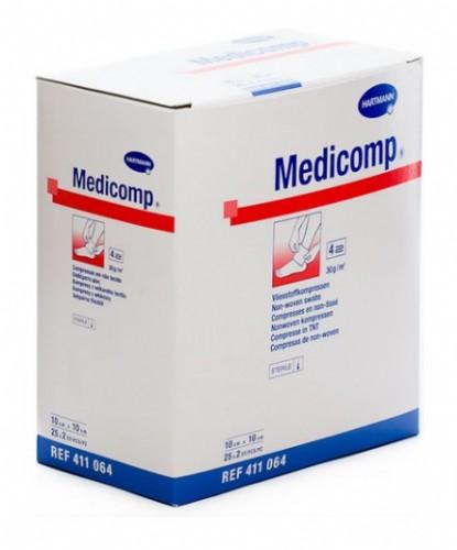 Hartmann Medicomp Gasa Estéril 10 X 10 cm (50 ud)