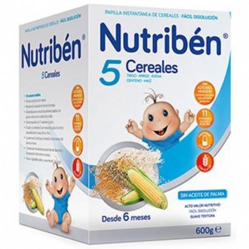 Nutribén® 5 Cereales