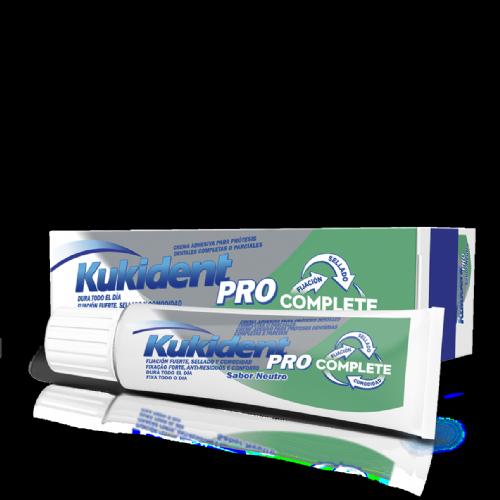 Kukident Complete Neutro Adhesivo prótesis dental (70 g)