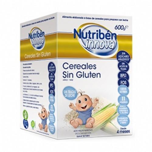 Nutribén Innova® Cereales sin gluten