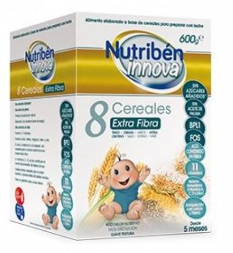 Nutribén Innova® 8 Cereales Extra Fibra