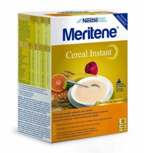 Meritene Puré Multrifrutas (2 sobres x 300 g)